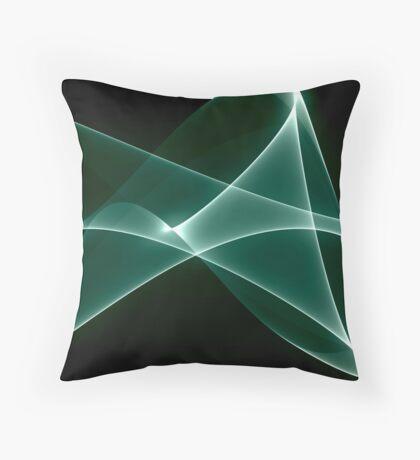 dimension graph Throw Pillow