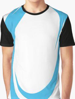 Blue Portal Graphic T-Shirt