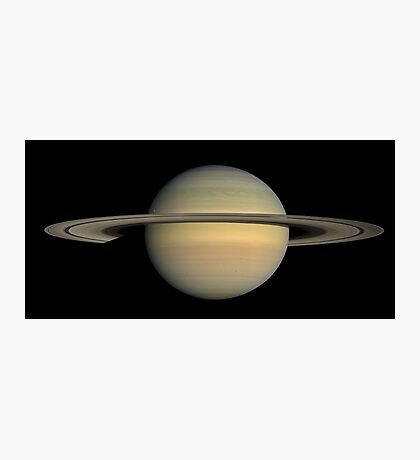 SATURN, NASA, Planet, Ring, Space, Cassini, Equinox Mission, July 2008 Photographic Print