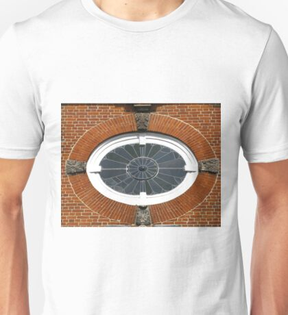 Unitarian Window, Bury St Edmunds Unisex T-Shirt