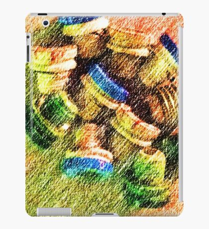 Fuses Still Life iPad Case/Skin
