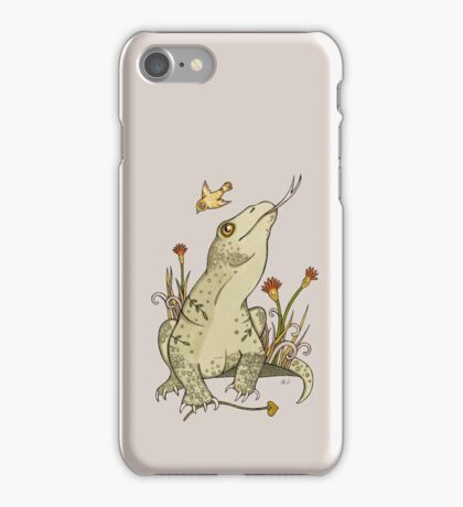 King Komodo iPhone Case/Skin
