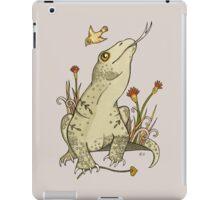 King Komodo iPad Case/Skin