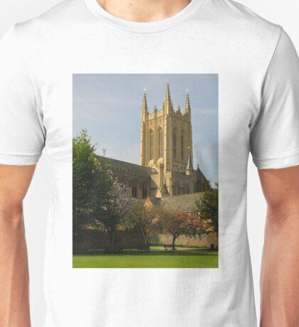 A Peaceful  Corner, Bury St Edmunds Unisex T-Shirt