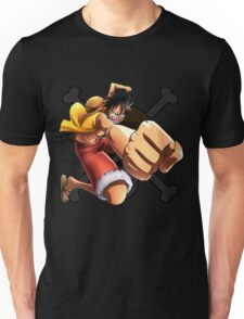 Luffy the Pirates 033 - Onepiece Unisex T-Shirt