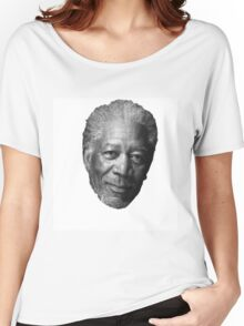 Morgan Freeman merch! Women's Relaxed Fit T-Shirt