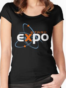 Stark Expo Women's Fitted Scoop T-Shirt
