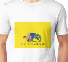 dont tread on pepe Unisex T-Shirt