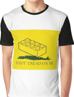 dont tread on legos Graphic T-Shirt