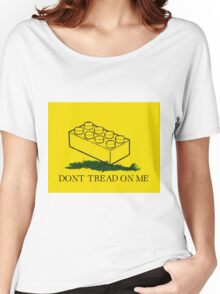 dont tread on legos Women's Relaxed Fit T-Shirt
