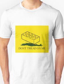 dont tread on legos T-Shirt