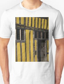 The Manor, Lavenham, Suffolk Unisex T-Shirt