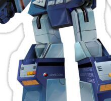 Masterpiece Soundwave (Transparent Background) Sticker