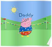Daddy Pig 2 Poster