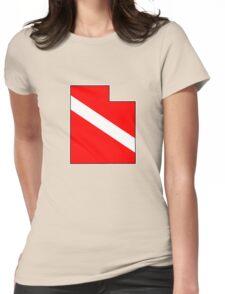 Dive flag Utah outline T-Shirt