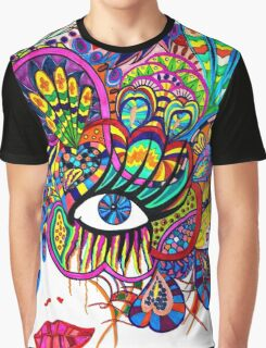 Masquerade Graphic T-Shirt
