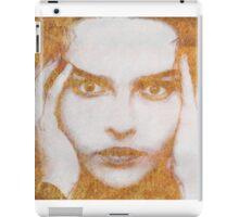 Helena Bonham Carter iPad Case/Skin