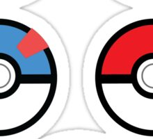 Original Pokeball Set Sticker