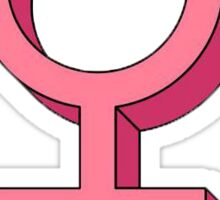 Female Symbol Sticker - Feminism Sticker