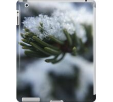 First Snow Accessories by AndHerStory iPad Case/Skin