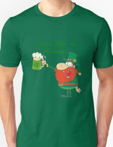 Drink Like an Irishman St. Paddys Unisex T-Shirt