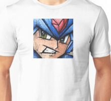 Mega Man the Blue Bomber Unisex T-Shirt