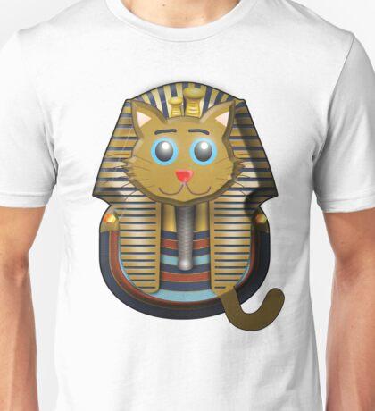 Cat Pharoh Unisex T-Shirt