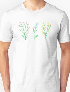 Pixel Flora Unisex T-Shirt
