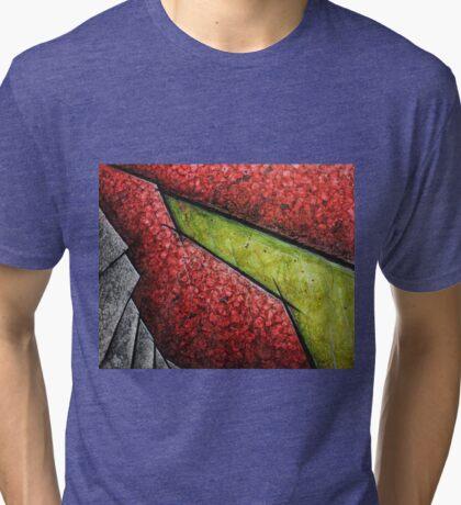Samus Aran (Metroid) Tri-blend T-Shirt