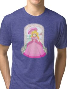 Peach's Garden Tri-blend T-Shirt