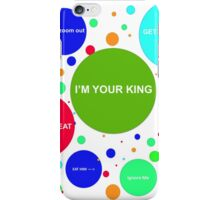 Agar.io Funny Nicknames iPhone Case/Skin