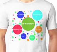 Agar.io Funny Nicknames Unisex T-Shirt