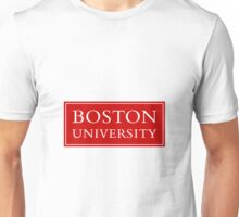 boston university  Unisex T-Shirt