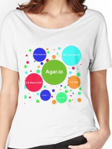 Agario assortment of nicknames Women's Relaxed Fit T-Shirt