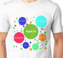 Agario assortment of nicknames Unisex T-Shirt