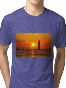 Wonderful Sunset Tri-blend T-Shirt