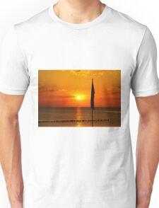 Wonderful Sunset Unisex T-Shirt