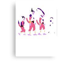 Evolution F Canvas Print