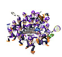 Super WAH Bros. Photographic Print
