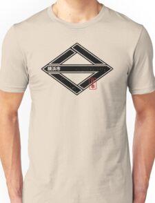 YOKOHAMA CITY Japanese Municipality Design T-Shirt