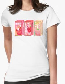 Juice Box Womens Fitted T-Shirt