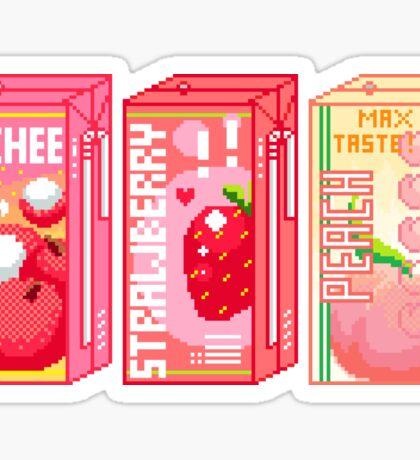 Juice Box Sticker