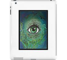 seeing depth iPad Case/Skin