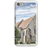 Bethersden Church iPhone Case/Skin