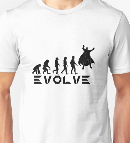 Evolution of X-Man - Magneto Unisex T-Shirt