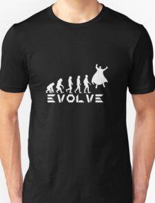 Evolution of X-Man - Magneto Unisex T-Shirt