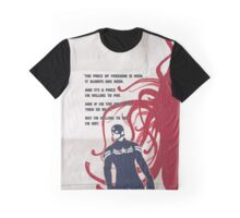 WS quote Graphic T-Shirt