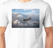 Vickers Wellingtons with 16 OTU Unisex T-Shirt