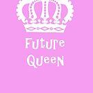 Future Queen Cell Case by Edward Fielding