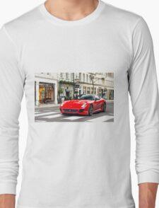 Ferrari 599 GTO Long Sleeve T-Shirt
